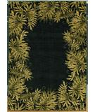 RugStudio presents Shaw Tommy Bahama Home-Nylon Jungle Tumble Black-11500 Machine Woven, Best Quality Area Rug