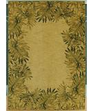 RugStudio presents Shaw Tommy Bahama Home-Nylon Jungle Tumble Ivory-11100 Machine Woven, Good Quality Area Rug