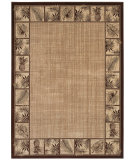 RugStudio presents Shaw Beachside Kahana Beige 09100 Machine Woven, Better Quality Area Rug