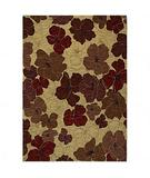 RugStudio presents Shaw Modern Works Karina Beige 13100 Machine Woven, Good Quality Area Rug