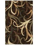RugStudio presents Shaw Centre Street Karma Brown 13700 Machine Woven, Good Quality Area Rug