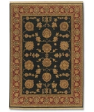 RugStudio presents Shaw Antiquities Kashmar Ebony 74500 Machine Woven, Best Quality Area Rug