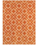 RugStudio presents Shaw Melrose Las Palmas Tangerine 18600 Machine Woven, Good Quality Area Rug