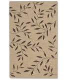 RugStudio presents Shaw Nexus Laurel Ecru N0003 Machine Woven, Best Quality Area Rug