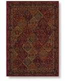 RugStudio presents Shaw Reverie Lexington Brick - 17800 Machine Woven, Better Quality Area Rug
