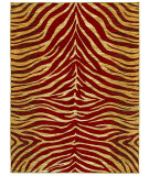 RugStudio presents Rugstudio Sample Sale 63930R Red 5800 Machine Woven, Good Quality Area Rug