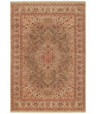 RugStudio presents Shaw Stonegate Lismore Light Green 02300 Machine Woven, Best Quality Area Rug