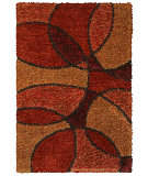 RugStudio presents Shaw Encore Lumani Red 1800 Area Rug