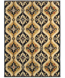 RugStudio presents Shaw Mirabella Malta Black 39500 Machine Woven, Good Quality Area Rug