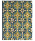 RugStudio presents Shaw Mirabella Malta Blue 39400 Machine Woven, Good Quality Area Rug
