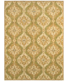 RugStudio presents Shaw Mirabella Malta Green 39300 Machine Woven, Good Quality Area Rug