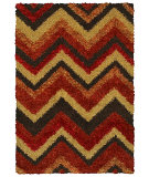 RugStudio presents Shaw Encore Mandara Red 14800 Area Rug