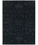 RugStudio presents Rugstudio Sample Sale 63939R Black 23500 Machine Woven, Good Quality Area Rug