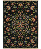 RugStudio presents Shaw Mirabella Marmara Black 44500 Machine Woven, Good Quality Area Rug