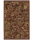 RugStudio presents Shaw Concepts Marrakech Red 15800 Machine Woven, Good Quality Area Rug