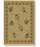 RugStudio presents Rugstudio Famous Maker 38118 Natural Machine Woven, Good Quality Area Rug