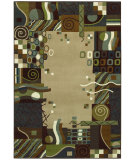 RugStudio presents Shaw Newport Mezzo Multi 03440 Machine Woven, Good Quality Area Rug