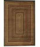 RugStudio presents Shaw Accents Midtown Multi - 18440 Machine Woven, Good Quality Area Rug