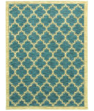 RugStudio presents Rugstudio Sample Sale 63943R Blue 1400 Machine Woven, Good Quality Area Rug
