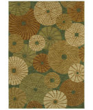 RugStudio presents Shaw Bob Timberlake Millstone Ocean 09600 Machine Woven, Good Quality Area Rug