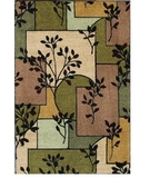 RugStudio presents Shaw Modern Elements Mission Multi - 18440 Machine Woven, Good Quality Area Rug