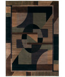 RugStudio presents Shaw Modern Home Modena Black 20500 Machine Woven, Best Quality Area Rug