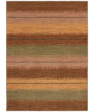 RugStudio presents Shaw Melrose Montebello Tangerine 20600 Machine Woven, Good Quality Area Rug