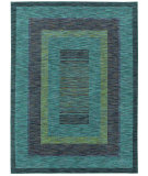 RugStudio presents Rugstudio Sample Sale 63946R Blue 21400 Machine Woven, Good Quality Area Rug