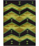 RugStudio presents Rugstudio Famous Maker 38154 Brown Machine Woven, Good Quality Area Rug