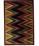 RugStudio presents Shaw Accents New Mexico Multi - 24440 Machine Woven, Good Quality Area Rug