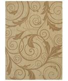 RugStudio presents Shaw Pacifica Gillian Ivory Cream 01100 Machine Woven, Best Quality Area Rug