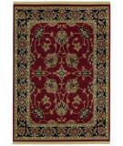 RugStudio presents Shaw Classic Style Palas Garnet 29800 Machine Woven, Better Quality Area Rug