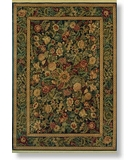 RugStudio presents Shaw Jack Nicklaus Park Meadows Black 06500 Machine Woven, Best Quality Area Rug