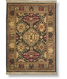 RugStudio presents Shaw Antiquities Persia Ebony - 69500 Machine Woven, Best Quality Area Rug