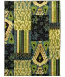 RugStudio presents Shaw Mirabella Phoenicia Blue 13400 Machine Woven, Good Quality Area Rug