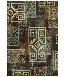 RugStudio presents Shaw Newport Plainview Brown 17700 Machine Woven, Better Quality Area Rug