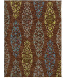 RugStudio presents Shaw Mirabella Potenza Brown 40700 Machine Woven, Good Quality Area Rug