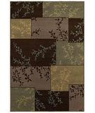 RugStudio presents Shaw Concepts Primavera Brown 12700 Machine Woven, Good Quality Area Rug