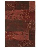 RugStudio presents Shaw Concepts Primavera Red 12800 Machine Woven, Good Quality Area Rug
