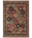 RugStudio presents Shaw Stonegate Qajar Multi 09440 Machine Woven, Best Quality Area Rug