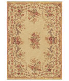 RugStudio presents Shaw Stonegate Queen Victoria Garden Beige 07100 Machine Woven, Best Quality Area Rug