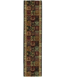 RugStudio presents Shaw Modern Home Persian Market Multi - 07440 Machine Woven, Good Quality