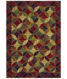 RugStudio presents Shaw Bob Timberlake Quilter's Art Multi 08440 Machine Woven, Good Quality Area Rug