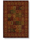 RugStudio presents Shaw Reverie Rochester Multi - 18440 Machine Woven, Better Quality Area Rug