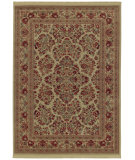 RugStudio presents Shaw Classic Style Royal Sarouk Natural 30100 Machine Woven, Better Quality Area Rug