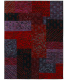 RugStudio presents Shaw Mirabella Salina Red 3800 Machine Woven, Good Quality Area Rug