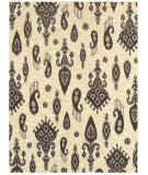 RugStudio presents Shaw Melrose San Gabriel Linen 17100 Machine Woven, Good Quality Area Rug