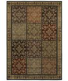 RugStudio presents Shaw Phillip Crowe Timber Creek Santa Fe Mosaic Multi 25440 Machine Woven, Better Quality Area Rug
