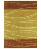 RugStudio presents Shaw Reverie Sandbar Gold 28700 Machine Woven, Good Quality Area Rug