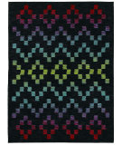 RugStudio presents Shaw Mirabella Santa Cruz Black 17500 Machine Woven, Good Quality Area Rug